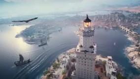 بازی Assassin's Creed Origins رسما معرفی شد