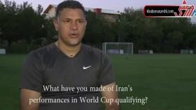 نظر علی دایی درباره عملکرد کیروش در مسیر جام جهانی