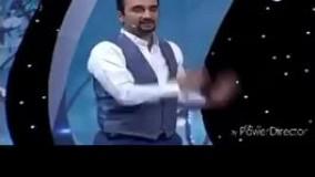 خواستگاری علی صالحی از پرستو صالحی در برنامه زنده