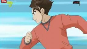 کارتون فوتبال رباتی - دوبله فارسی - قسمت 20 (فصل یک)