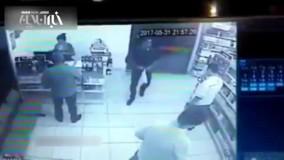 دزد بدشانسی که به کاهدان زد!