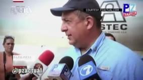 رییس جمهور کاستاریکا زنبور خورد