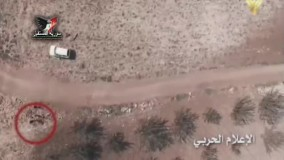 درگیری با تروریست های جبهه النصره