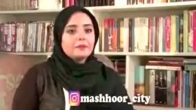 اعتراف نرگس محمدی درباره نمرات دبیرستانش