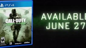 تریلر رسمی نسخه ریمستر Call of Duty: Moder Warfare