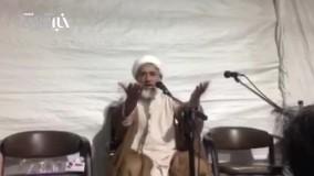آیت الله امجد: تهمت نزنیم؛ دروغ نگوییم، این اسلام است؛ به اسلام برگردیم