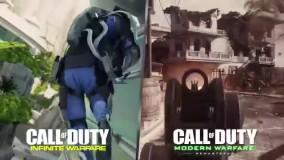 تریلر معرفی فستیوال تابستانی Call of Duty
