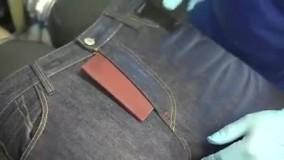 کارخانه تولید شلوار جین
