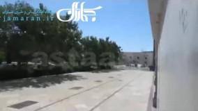 ویدیو از لحظه انفجار انتحاری امروز در بیرون حرم مطهر امام خمینی (ره)