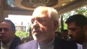 محکوم کردن حادثه تروریستی تهران توسط محمدجواد ظریف
