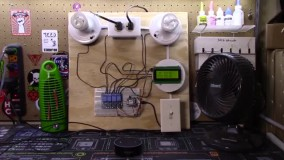 کنترل رله با ماژول NodeMCU  و دستیار صوتی آمازون (پروژه ی خانه هوشمند)
