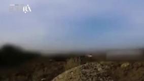 ساقط کردن یک فروند جنگنده اف-16 سعودی
