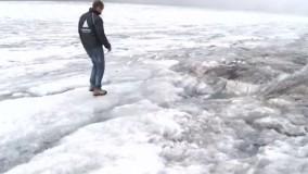 اجساد یک زوج پس از 75 سال درمیان تودههای یخ پیدا شد