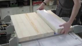 نجاری - آموزش ساخت میز جلو مبلی