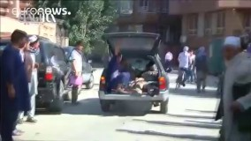انفجار خودروی بمبگذاری شده در کابل