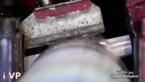 مراحل ساخت رینگ خودرو!