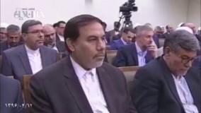 تاکید امروز رهبرانقلاب بر وظیفه قوه قضاییه در گسترش آزادیهای مشروع و حقوق عمومی