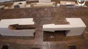 نبوغی از جنس پیوند چوب به روش سنتی ژاپنی