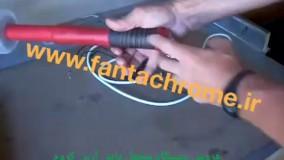 فروش دستگاه مخمل پاش الکتروسیس ترک09226375824