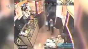سرقت از طلا فروشی و دستگیری سارقین  در کمتر از سه ساعت