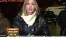 هفت تیرکشی در پخش زنده تلویزیونی