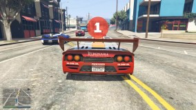 gta online race