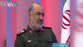 سردار سلامی: بساط داعش را جمع میکنیم   انتقام ما سخت خواهد بود