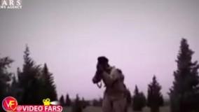 وعده انتقام سخت سپاه از داعش با رمز شهید محسن حججی