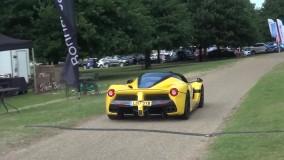 رانندگی با LaFerrari Aperta پنج میلیون پوندی!!!