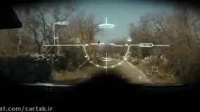کلیپ تبلیغاتی سیستم پیشگیری از تصادف از روبه رو تویوتا