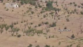 عملیات پاکسازی مرز مشترک سوریه و لبنان توسط نیروهای مشترک ارتش سوریه و حزب الله