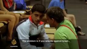 ویدیویی بسیار پربازدید از حاشیه المپیک