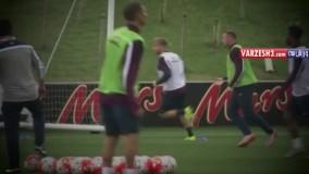 به مناسبت خداحافظی رونی از تیم ملی انگلیس