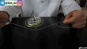 حفظ تعادل  ژیروسکوپ