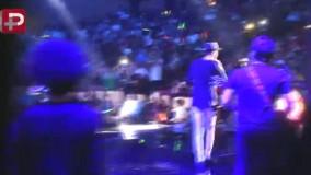 قسمت دوم برنامه بک استیج از کنسرت سامان جلیلی