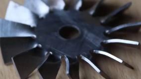 موتور جت دست ساز