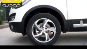 خودروی هایما S5 توربو جدید که به زودی توسط ایران خودرو عرضه میگردد