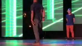 کلیپ فوق العاده رقص حیرت انگیز در مسابقه رقص خارجی