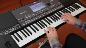 Music without words with korg pa600qt