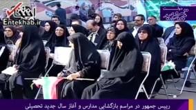 روحانی: فضای مجازی یک تیغ دولبه است؛ معلمان به دانش آموزان استفاده درست را بیاموزند