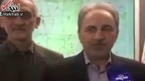فیلم/ شهردار تهران: کاهش ده درصدی ترافیک اول مهر نسبت به سال قبل
