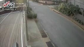 فیلم/ سرقت پایاننامه از یک دختر دانشجو در خیابان!