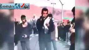 فیلم/ ویدیویی از مداحی زندهیاد مرتضی پاشایی در هییت