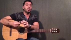 آموزش گیتار جلسه سوم - نکاتى در مورد نواختن با پیک