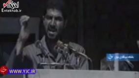 فیلم/ ویدیویی از مجاهدتهای سردار حاج قاسم سلیمانی