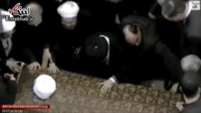نماهنگی از آیت الله هاشمی که در صفحه رسمی فرزندشان منتشر شد