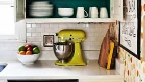 دکوراسیون آشپزخانه کوچک - دکوراسیون داخلی آشپزخانه-3