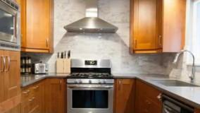 دکوراسیون آشپزخانه کوچک - دکوراسیون داخلی آشپزخانه-26