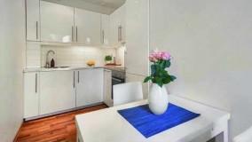 دکوراسیون آشپزخانه کوچک - دکوراسیون داخلی آشپزخانه-16