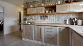 دکوراسیون آشپزخانه کوچک - دکوراسیون داخلی آشپزخانه-22